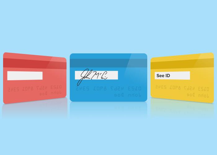 Credit Cards Banner