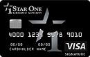Star One Visa Signature Rewards Card