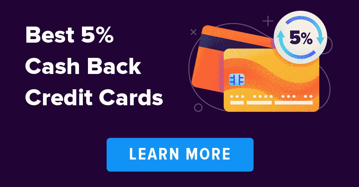 9 Best 9% Cash Back Credit Cards for 9: 9% Categories & 9% on