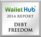 debt freedom report
