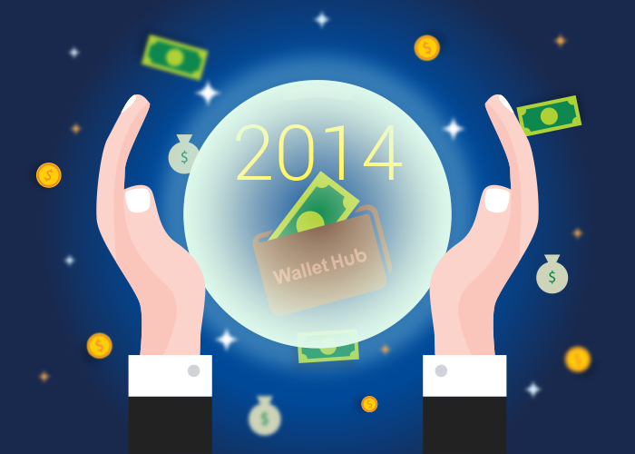 Wallethub Predictions 2014