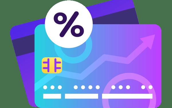 credit card interest rates header