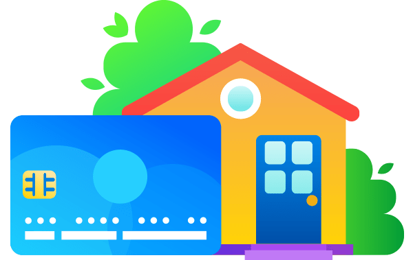 how to pay rent with a credit card