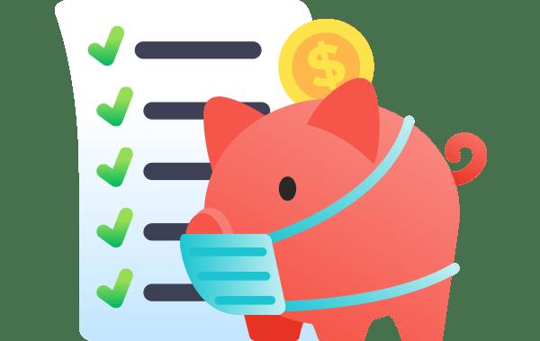 coronavirus money tips resources