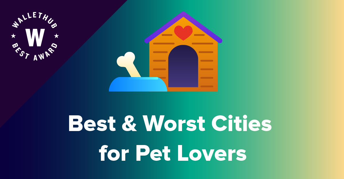Most Pet Friendly Cities