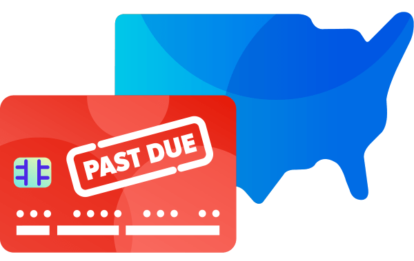 national credit card delinquency and charge off rates