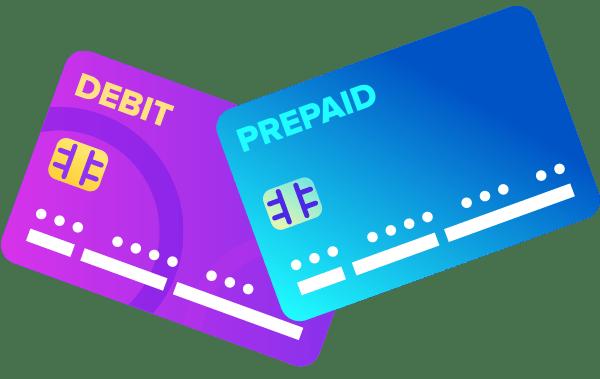 debit card prepaid card market penetration
