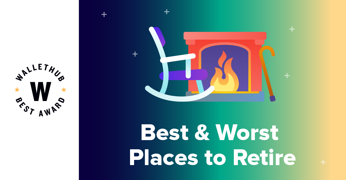 Best Worst Places To Retire Wallethub