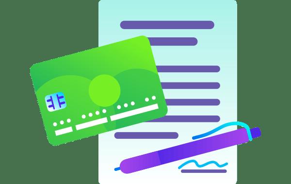 credit card application study