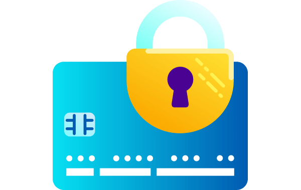 secured credit cards report