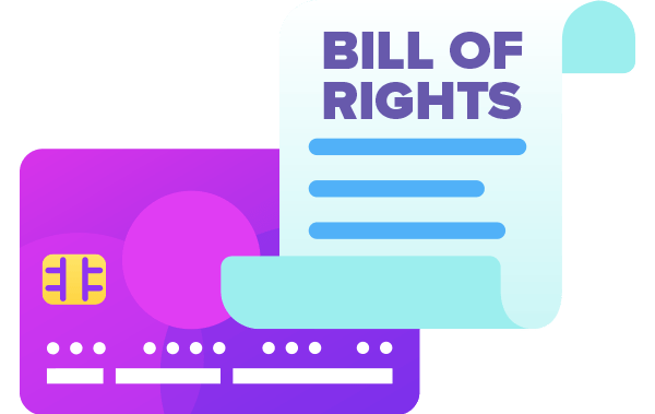 credit card bill of rights