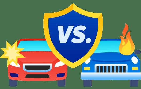 comprehensive vs collision coverage