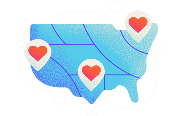 most charitable states for 2021