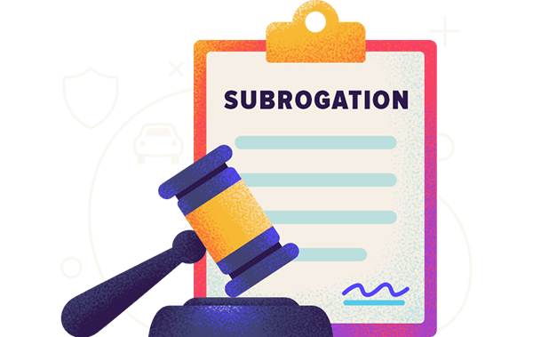 subrogation what it is and how it applies to car insurance