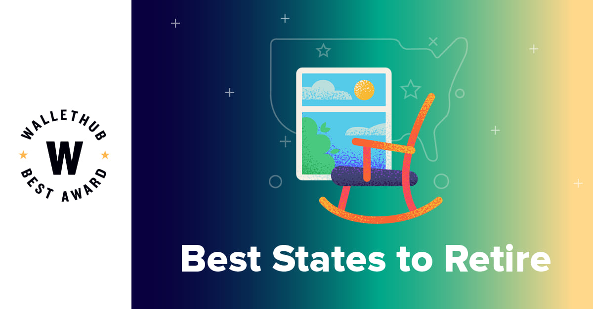 2021 S Best States To Retire
