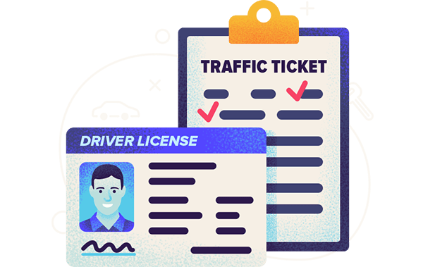 points on drivers license