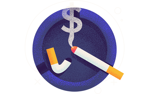 the real cost of smoking by state