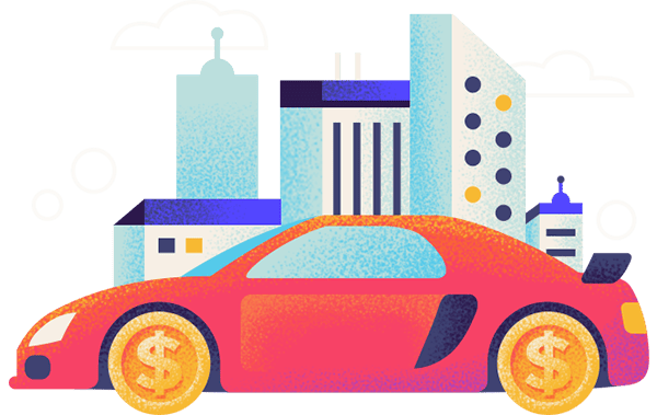 cities that overspend on cars