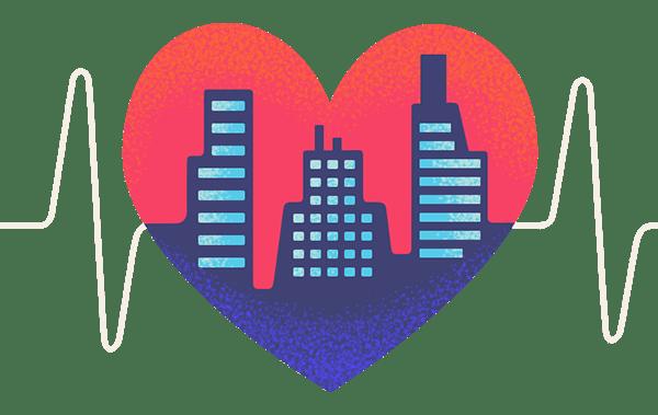healthiest unhealthiest cities in america