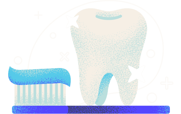 states with the best worst dental health