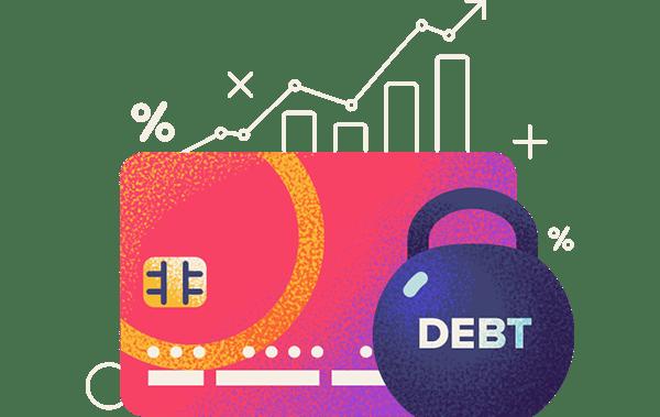 credit card debt study1