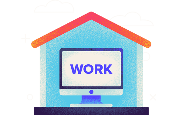 best states for working from home 1