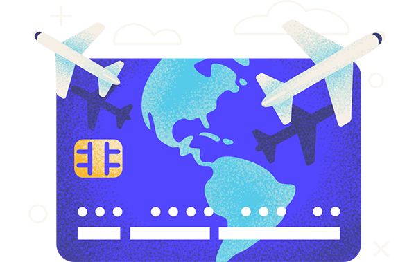 international travel credit card