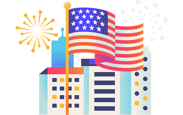 best worst places for 4th of july celebrations