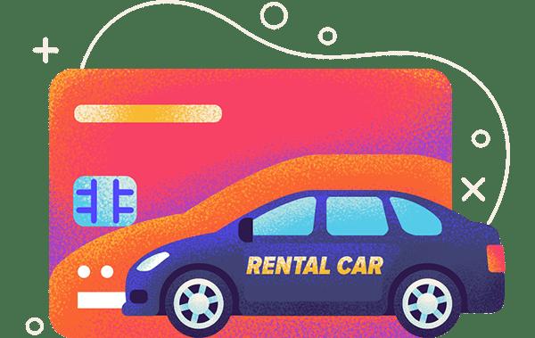 car rental report