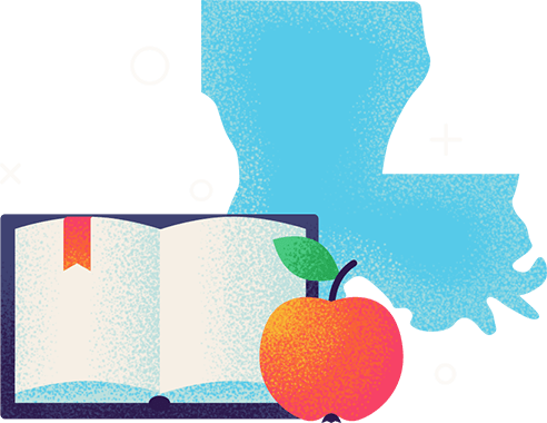 most least equitable school districts in louisiana