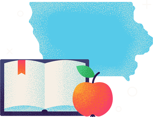 most least equitable school districts in iowa