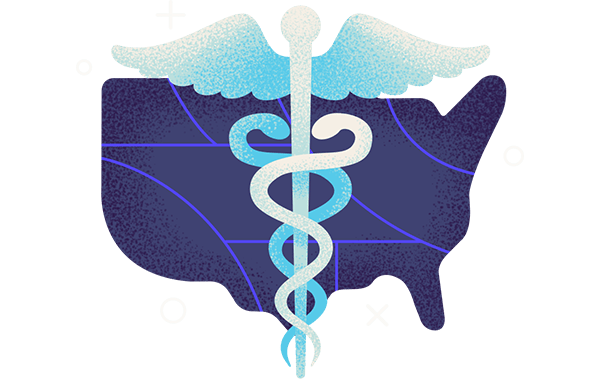 best worst states for health care