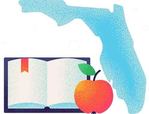 most least equitable school districts in florida