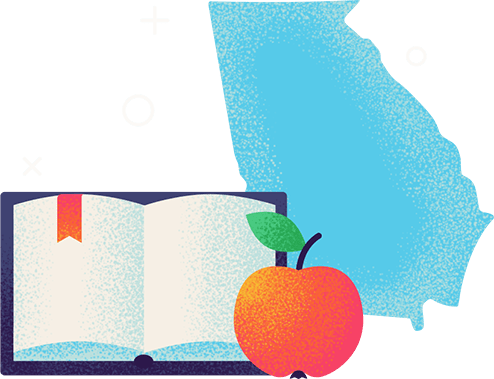 most least equitable school districts in georgia