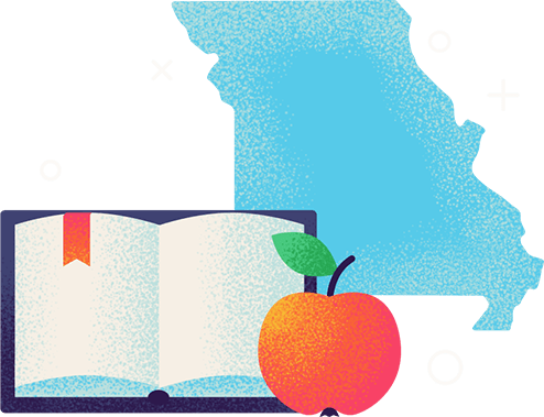 most least equitable school districts in missouri