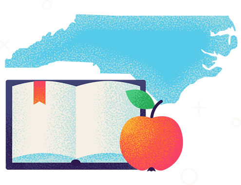 most least equitable school districts in north carolina