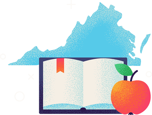 most least equitable school districts in virginia