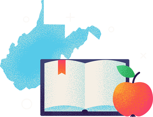 most least equitable school districts in west virginia