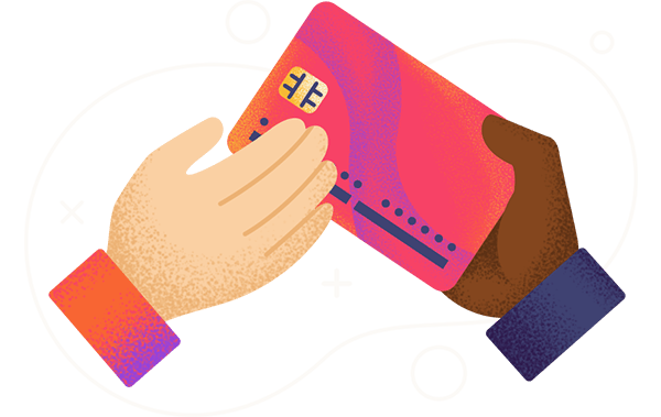 how to get a credit card hero