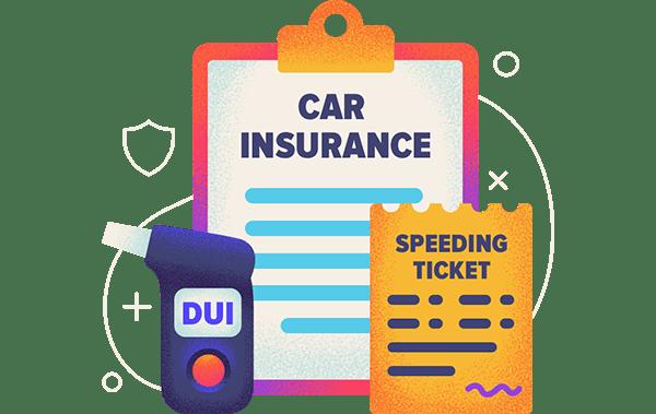 high risk drivers insurance hero