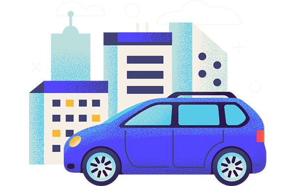best worst cities to drive in
