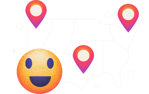 happiest states in america