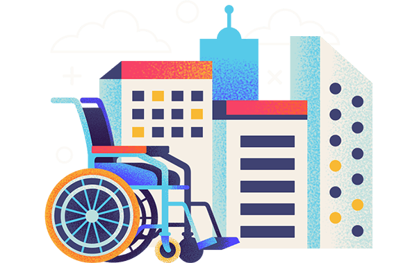 best worst cities for people with disabilities