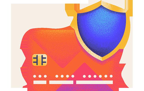 credit card protection hero