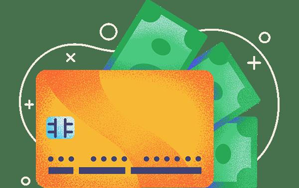 credit card cash advance hero